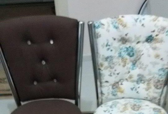 Sandalye Kılıf Değiştirme
