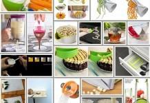 Mutfaklarımız için inanılmaz işlevsel 38 el aleti