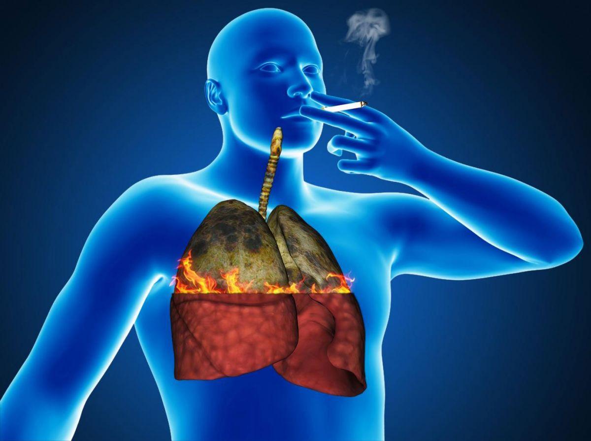 Akciğerleri Temizleme ve Detoks için 5 Yol