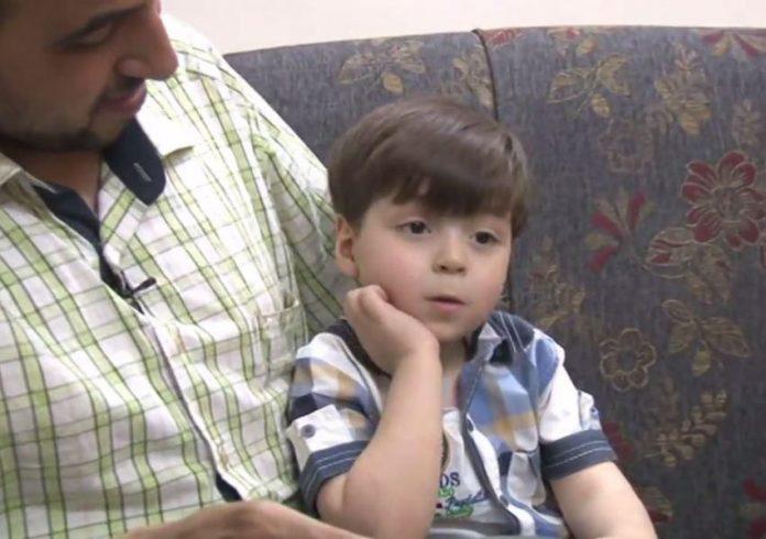 Ambulanstaki kanlı resmiyle dünyayı sarsan Suriyeli çocuk şimdi ne halde?