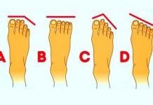Ayaklarınızın şekli kişiliğiniz hakkında ne anlatıyor?
