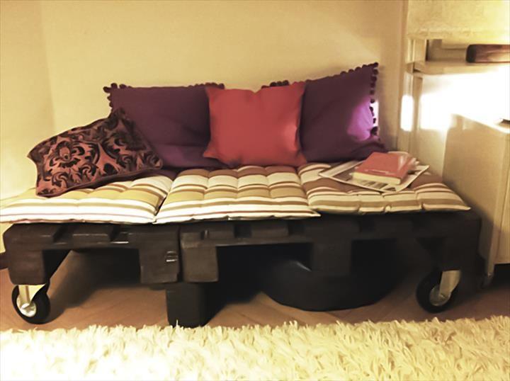 Paletler ile 14 muhteşem kendinyap yatak çalışması