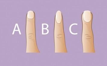 Parmak şekliniz sizin hakkınızda neler söylüyor?..