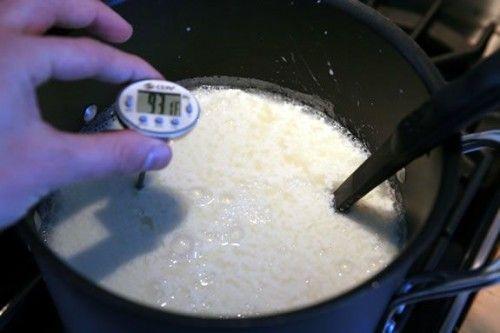 Sadece 30 dakikada kendi mozarella peynirinizi kendiniz yapabilirsiniz