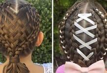 İşine aşkla bağlı bir ustadan muhteşem saç tasarımları