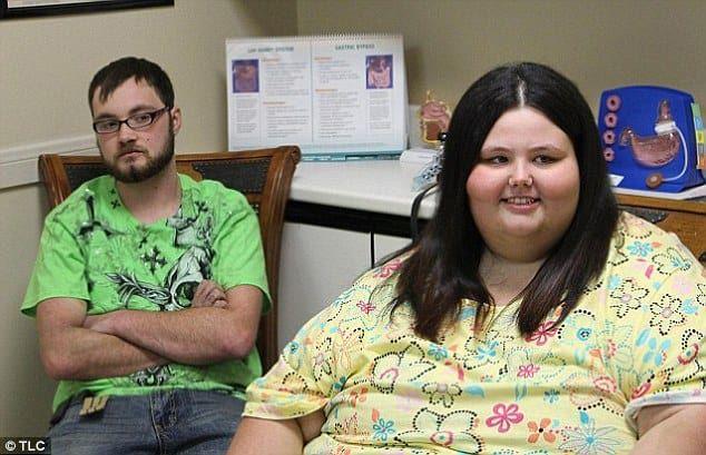238 kilo verip hala kendini şişman hisseden kadın