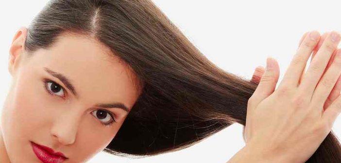 Ev Yapımı Parlak ve İpeksi Saç Rehberi