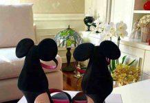 herkesi kendine hayran eden minnie mouse topukluları