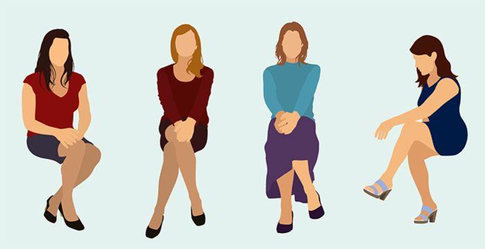 oturma şekliniz kişiliğiniz hakkında neler söyler