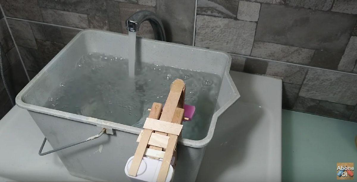 Kendinyap su taşma alarmı