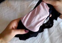 Kadın iç çamaşırlarında neden cep vardır