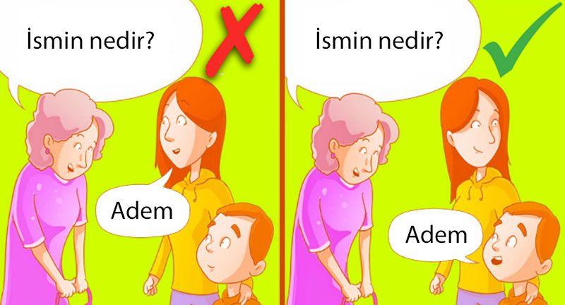 Hiçbir Ebeveyn Bunları Çocuklarına Yapmamalı