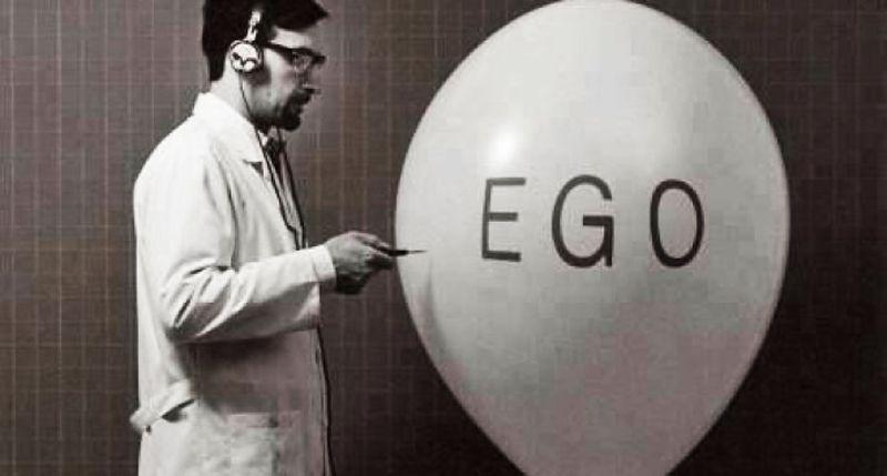 Egosu Yüksek Türk Erkeği