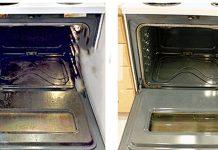 Fırın içi ve camı nasıl temizlenir?