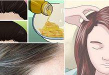 Saçınızdaki Beyazlardan Sonsuza Kadar Kurtulun