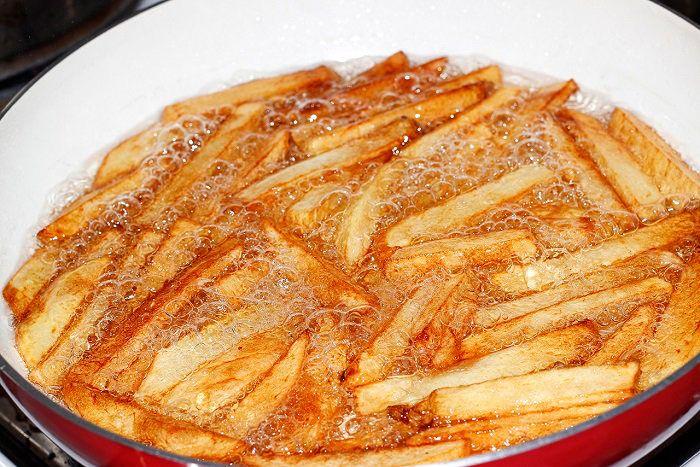 Çıtır çıtır patates kızartması için 7 pratik öneri