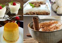 Bayramda ikram edebileceğiniz 6 pratik sütlü tatlı tarifi